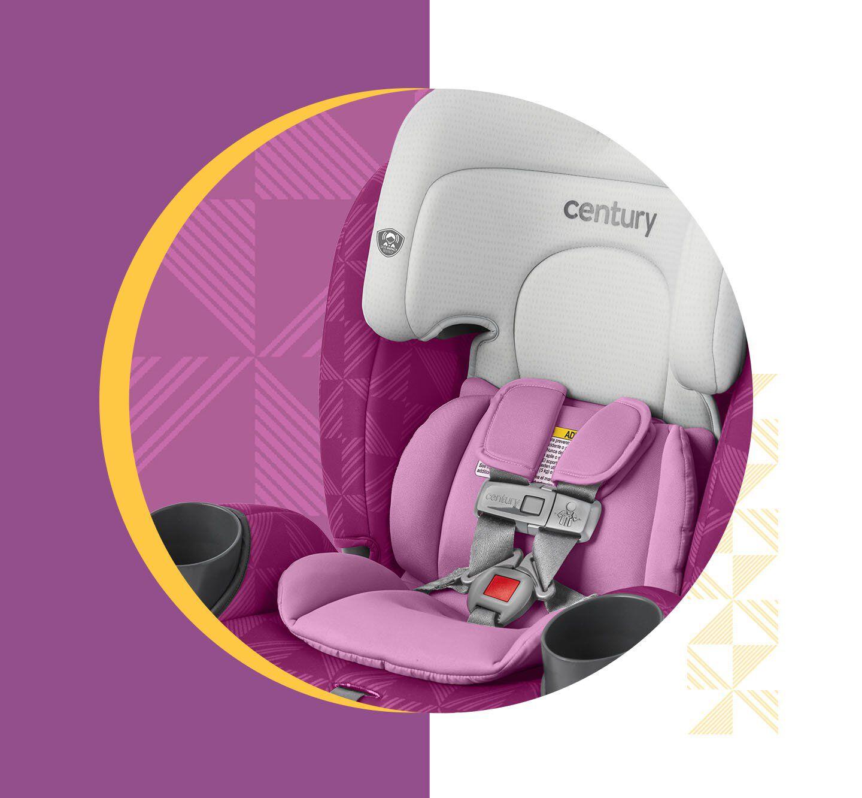 convertible car seat icon
